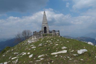 Monte Palanzone vetta