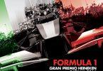 Monza, Gran Premio d'Italia locandina