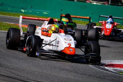 Peroni Racinq weekend Eurocup F. Renault 2.0