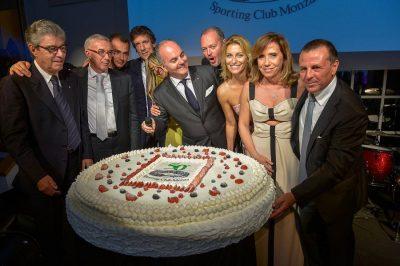 Sporting Club Monza 50° torta