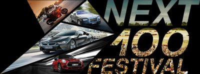 BMW Next 100 Festival Monza