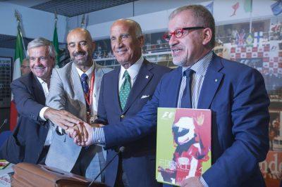 GP di Monza presentazione 2016 2