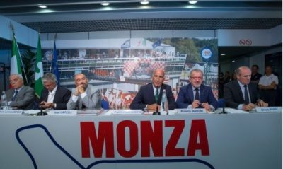 GP di Monza presentazione 2016