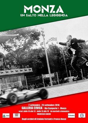 Monza, un salto nella leggenda locandina