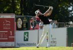 Open d'Italia golf tiro