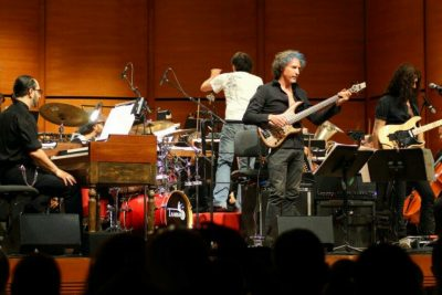 Rock Band - Courtesy of Auditorium Verdi Milano