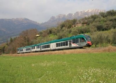 Trenord Discovery train