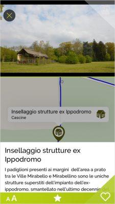 App Reggia Monza videata 3