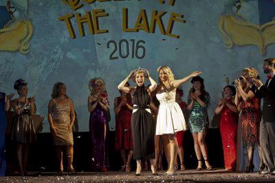 Como Lake Burlesque Festival Grace Gotham