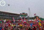 GP di Monza podio