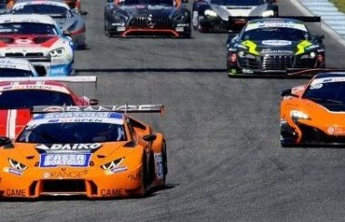 GT Open Series Monza