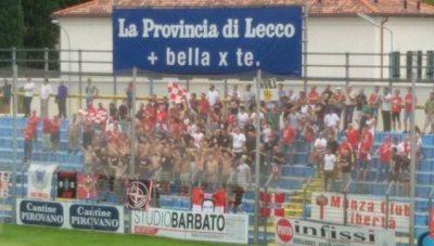 Lecco Monza stadio Lecco
