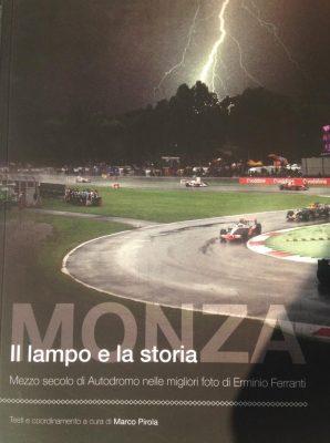 Libro Ferranti Monza Il lampo e la storia