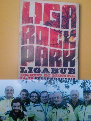 Liga Rock Park Protezione Civile