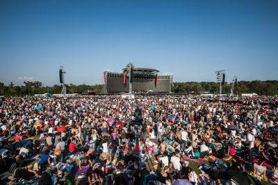 Liga Rock Park concerto