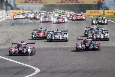 Monza vetture Endurance in prova WEC