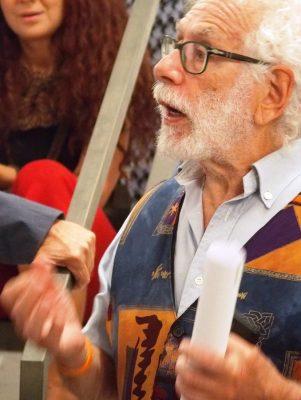 Massimo Marchesotti - artista milanese - Foto di Elizabeth Gaeta