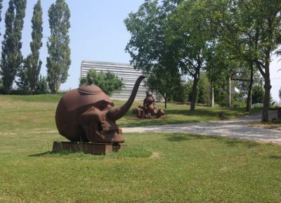 Rossini Art Site di Briosco - parco sculture - courtesy of Rossini Art Site