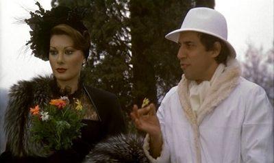 Asso, il film con Edvige Fenech e Celentano girato nel Parco nel 1981