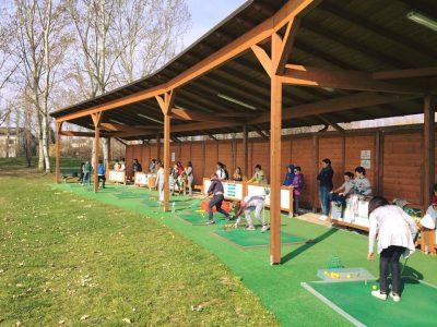 Carnate, Golf Club CTL3 academy
