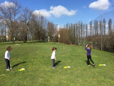 Carnate, Golf Club CTL3 corsi bambini 2