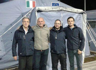 Cologno Monzese, i quattro tecnici comunali inviati ad Accumoli