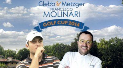 Giancarlo Morelli con Francesco Molinari