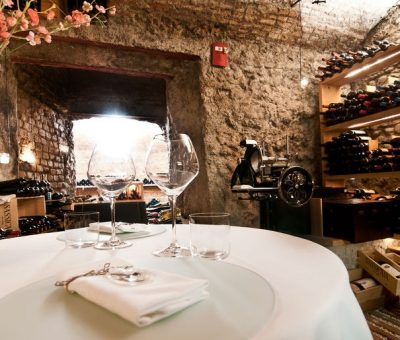 Giancarlo Morelli ristorante Pomiroeu