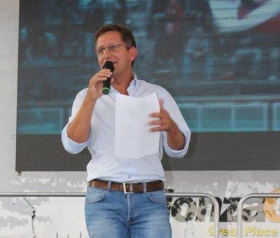 Il presidente dell'HRC Andrea Brambilla