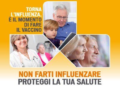 Influenza campagna vaccinazioni Emilia Romagna