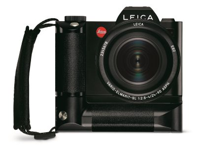 Leica SL Handgrip_Strap - courtesy of Leica