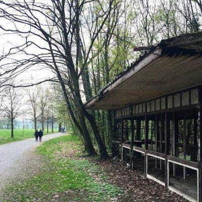 Monza, Ippodromo Mirabello ruderi