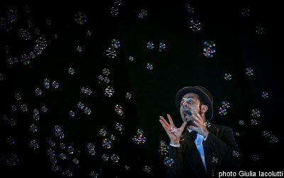 Overture Des Saponettes - Foto di Giulia Lacolutti - courtesy of Teatro Binario 7 Monza