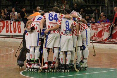 HRC Monza gruppo