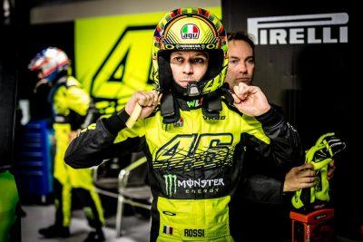 Monza Rally Show Valentino Rossi