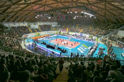 Palasport Monza sold-out