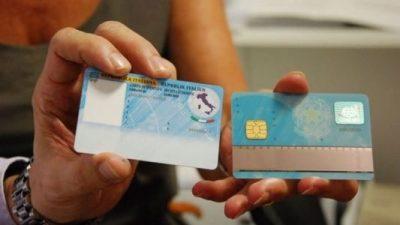 Carta identità elettronica KMo