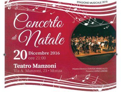 Concerto di Natale SLAncio