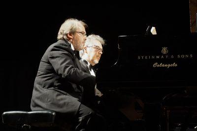 Duo pianistico Erminio e Massimo Della Bassa