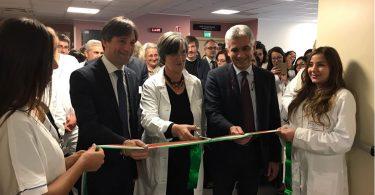 Ospedale San Gerardo Monza inaugurazione neuropsichiatria infantile