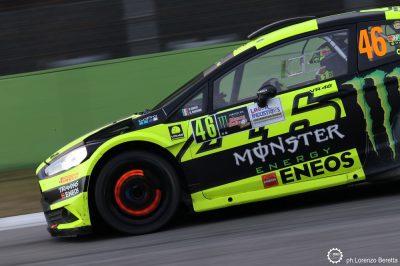 Rally di Monza Valentino Rossi