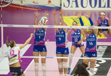 Saugella Team Monza Novara