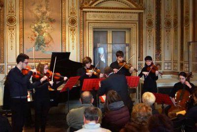 Allievi della Fondazione Musicale Vincenzo Appiani di Monza