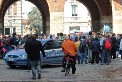 Arengario di Monza - Foto di Elizabeth Gaeta