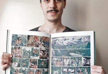 Davide Aurilia mostra Cantù