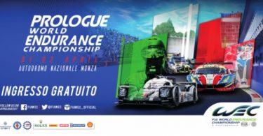 Endurance Prologo Autodromo Monza