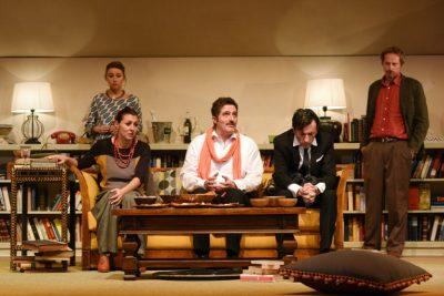Le Prenom - immagini dalla scena - courtesy of Teatro Carcano Milano