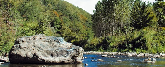 Parco Valle Lambro panorama fiume