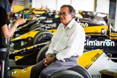 Historic Minardi Day Gian Carlo Minardi