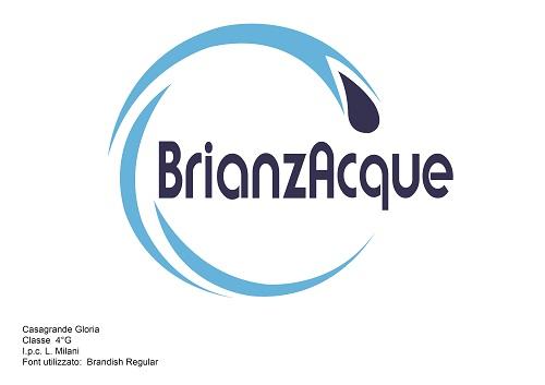 BrianzAcque nuovo logo